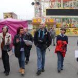 Führung auf dem Ostervolksfest