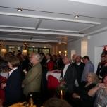 Die Gäste lauchen gespannt den einzelnen Rednern.