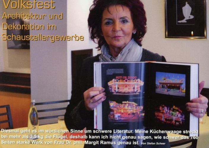 Park & Ride Margit mit Buch